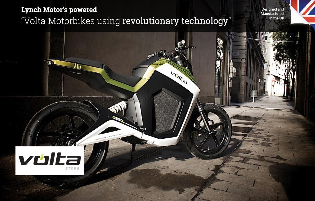 Electric Motorbike Motors